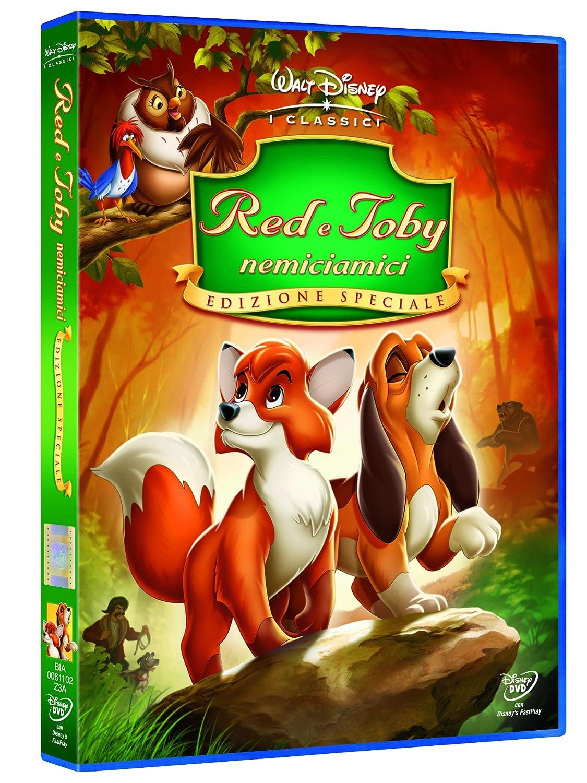 Red E Toby Nemiciamici Special Edition Amazon It Vari Film E Tv