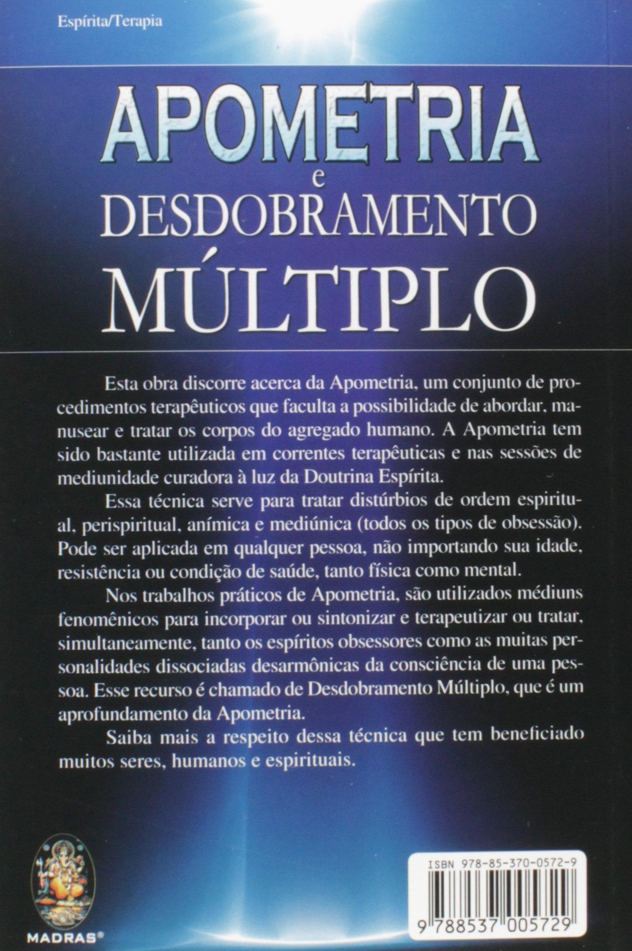 apometria e desdobramento multiplo