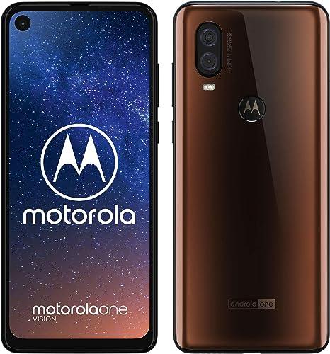 Motorola One Vision - Smartphone Android One (4 GB de RAM, 128 GB ...