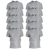 Men's 10-Pack Heavy Cotton Adult T-Shirt (G5000)