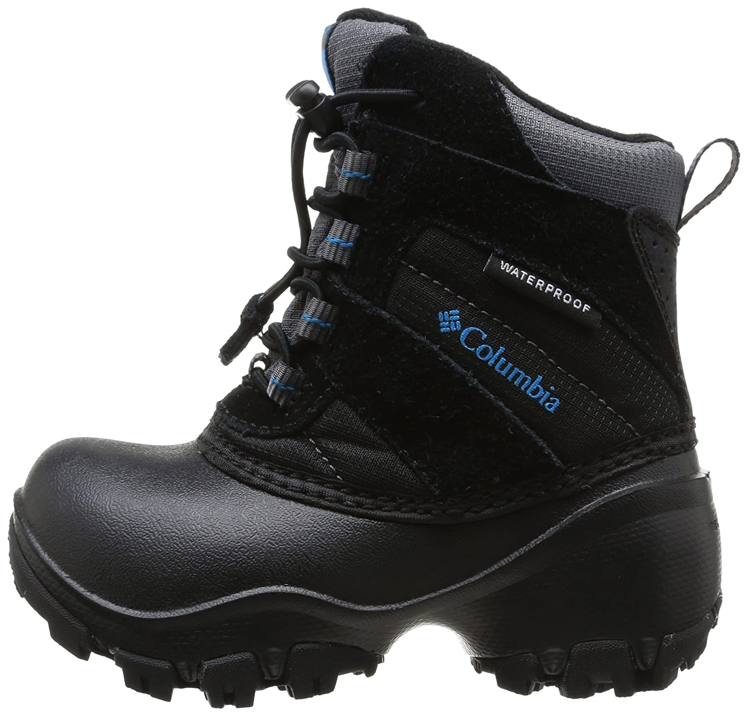 062eb1a1f19 Columbia Rope Tow III Bungee WP Snow Boot (Toddler/Little Kid/Big Kid)