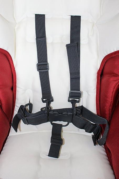 Cinturones de repuesto originales Cam para cochecito Trio Combi ...