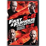Fast & Furious Collection: 5-8 (Bilingual)