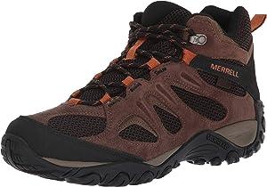 294014ab4 Amazon.com | Merrell Men's Yokota Trail Mid Waterproof Hiking Boots ...