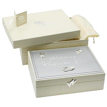 Amore Wedding Keepsake Box