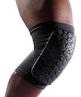 ad8da990ee Amazon.com : Mcdavid 6440 Hex Knee Pads/ Elbow Pads/ Shin Pads for ...