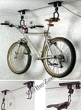 MTS Accesorio de almacenaje para Bicicleta, portabicicleta de ...