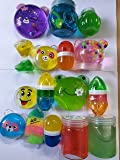 ROYALS Slime Jelly Pack of 6 Random Colour and Design - New Designs