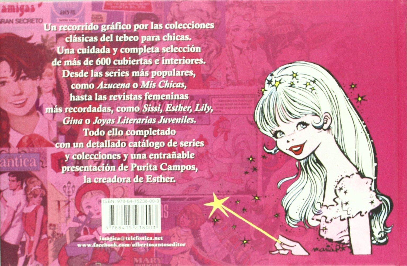 El tebeo femenino: MARISA MEDIAVILLA HERREROS: 9788415238003: Amazon.com: Books