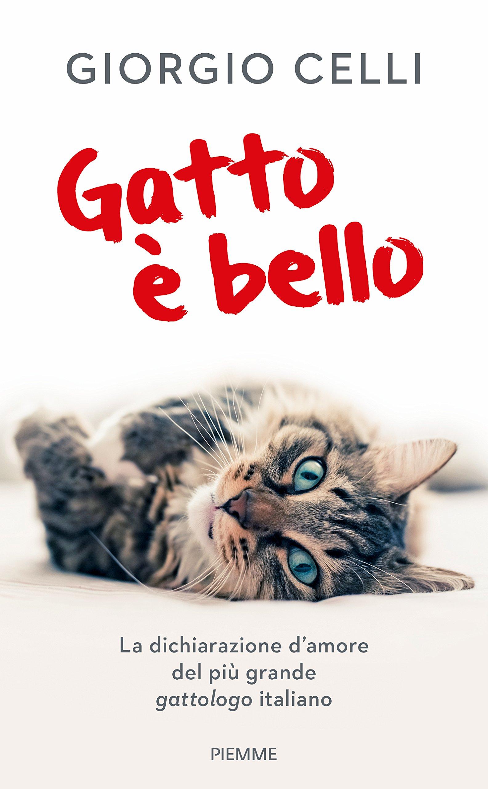 Gatto è bello Copertina flessibile – 22 ott 2015 Giorgio Celli Piemme 8856650657 Altra non illustrata