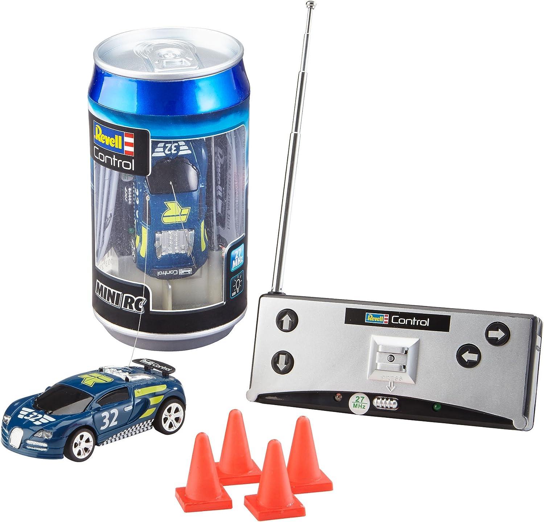 Revell- Mini RC Racing Car II Juguetes a Control Remoto, Multicolor (23561)