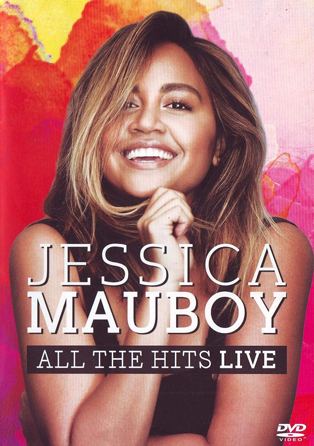 Blu-ray : JESSICA MAUBOY - Jessica Mauboy: All The Hits Live (Australia - Import, Pal Region 0)