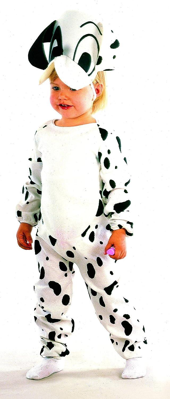 FIORI PAOLO - Código 61305.3-4 - Disfraz de niño de dálmata, color ...