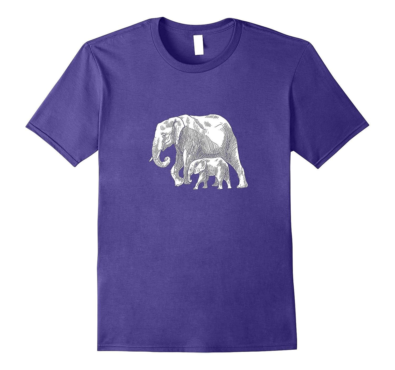 Elephant Lovers T Shirt-Vaci