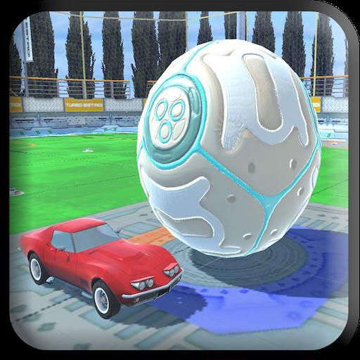 Car Soccer Match