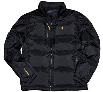 Polo Ralph Lauren Mens Puffer Jacket at Amazon Men&39s Clothing store: