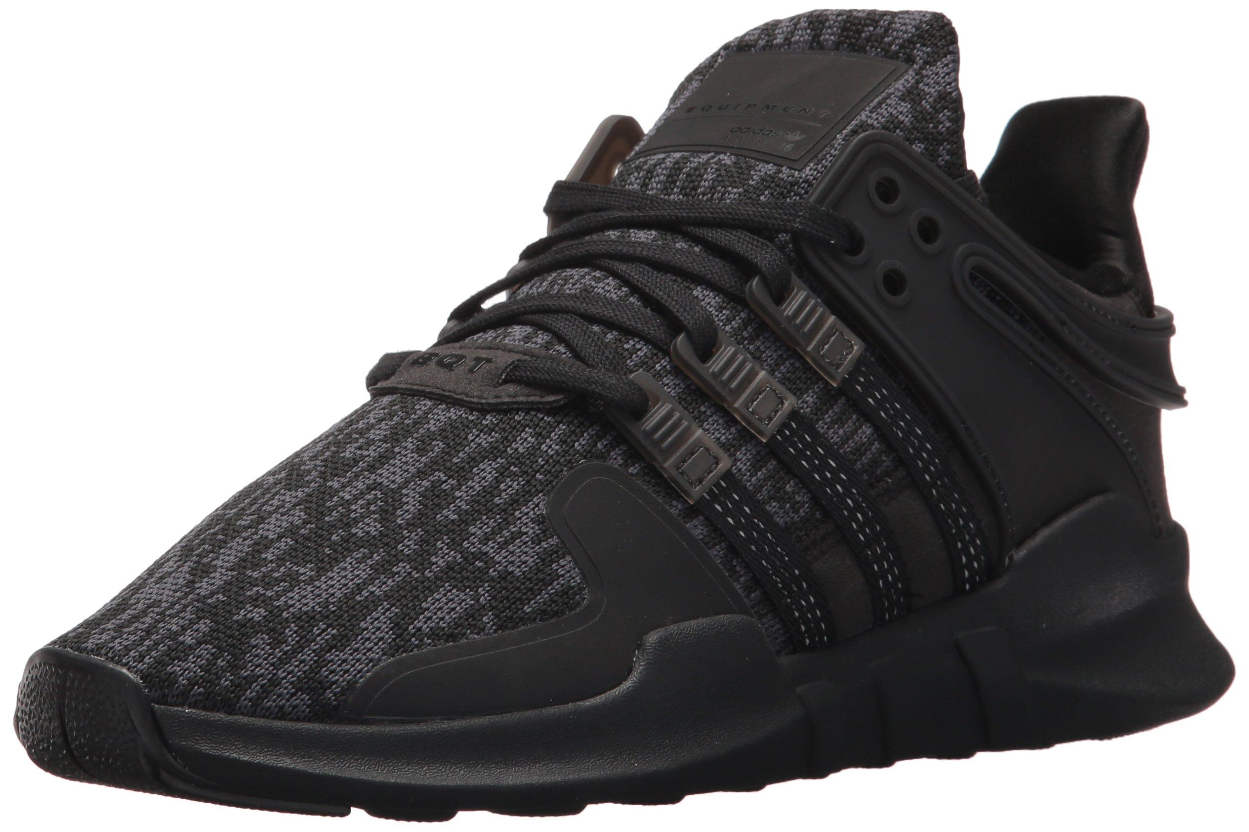 adidas Originals Boys' EQT Support ADV J Running Shoe, Black, 6.5 M US Big Kid by adidas Originals (Image #1)