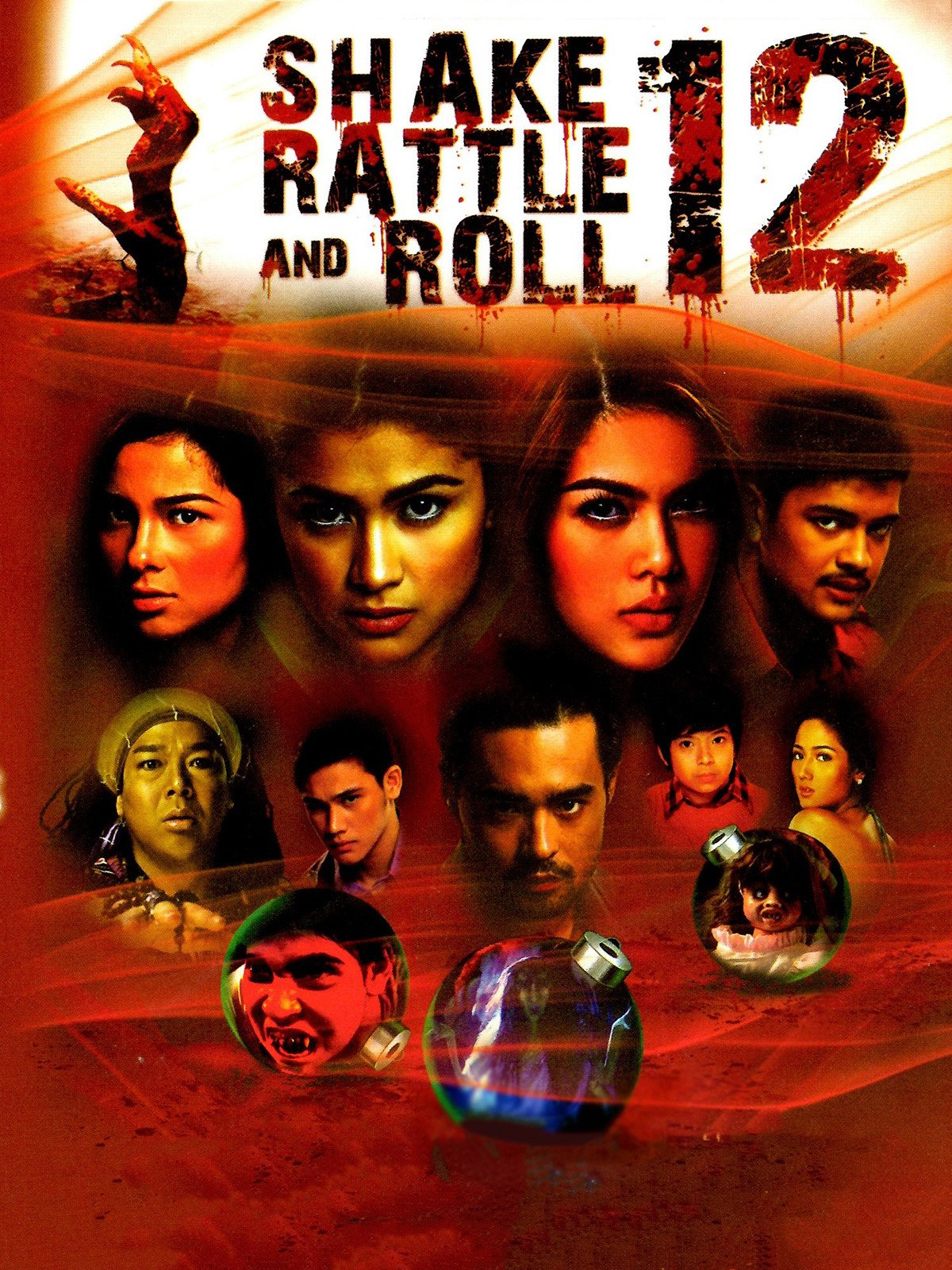 Watch Shake Rattle Roll 12 Prime Video