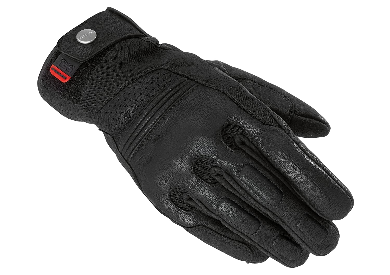 Spidi Motorrad Handschuhe Urban Schwarz L