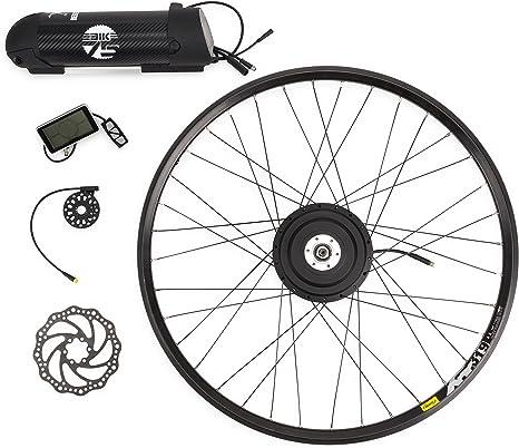 eBike75 01010201 Kit de Conversión a Bicicleta Eléctrica, Unisex ...