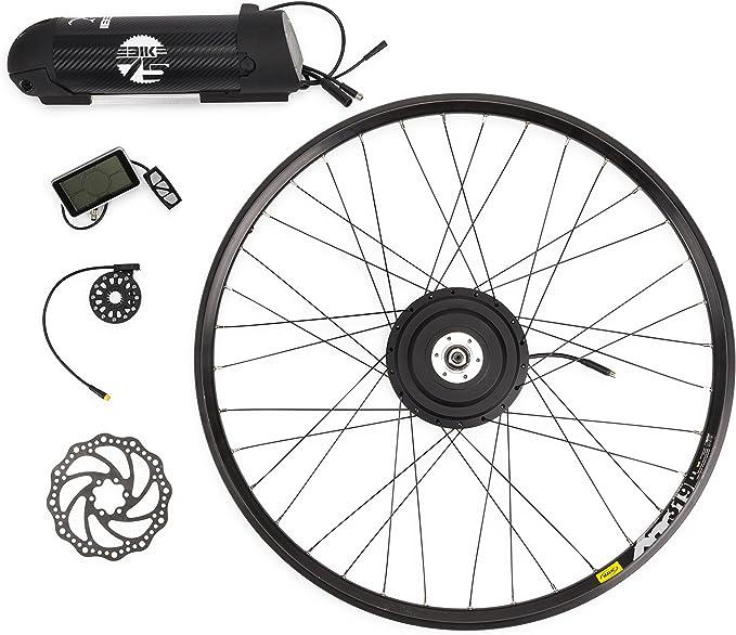 eBike75 01030101 Kit de Conversión a Bicicleta Eléctrica, Unisex ...