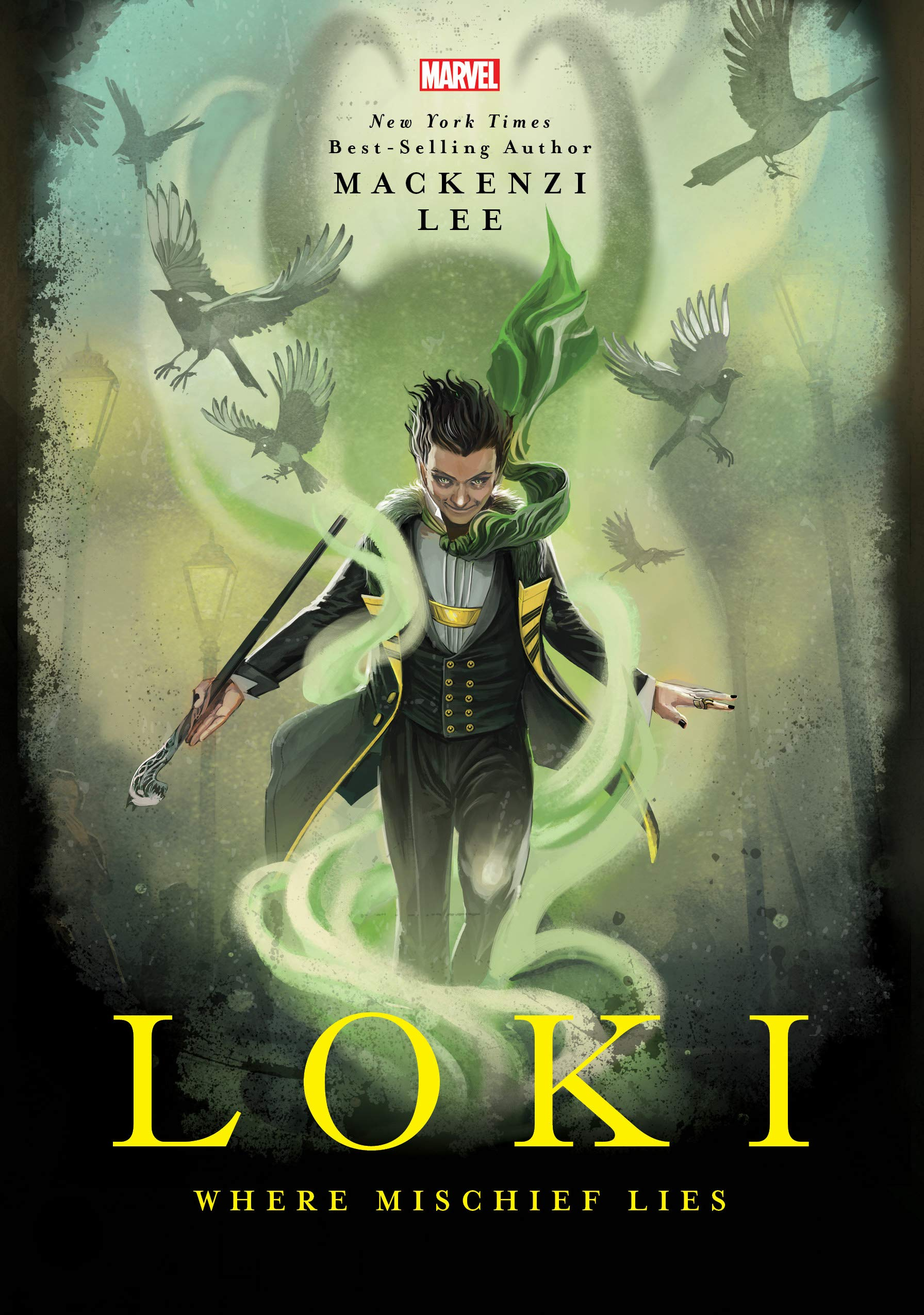 Amazon.com: Loki: Where Mischief Lies (9781368022262): Lee ...