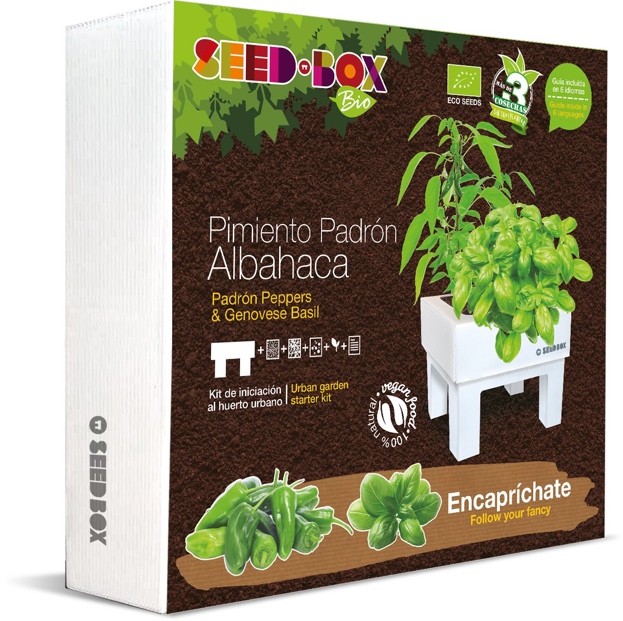 Kit de Cultivo Seed Box BIO