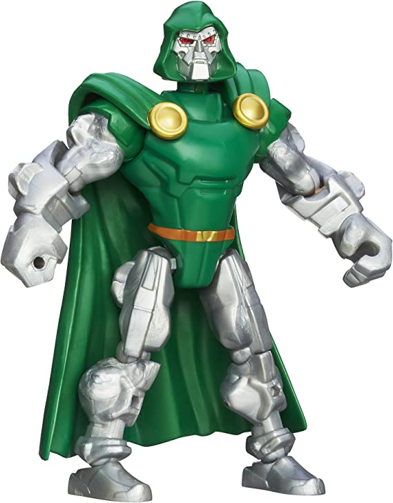 Marvel Super Hero Mashers Doctor Doom Figure: Amazon.es: Juguetes y juegos