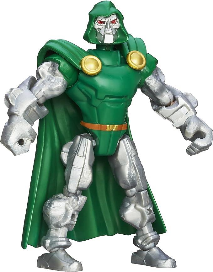 Marvel Super Hero Mashers Doctor Doom Figure: Amazon.es: Juguetes ...