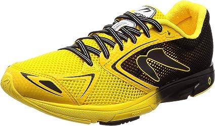 Distance 7 Running Shoe Black/Yellow