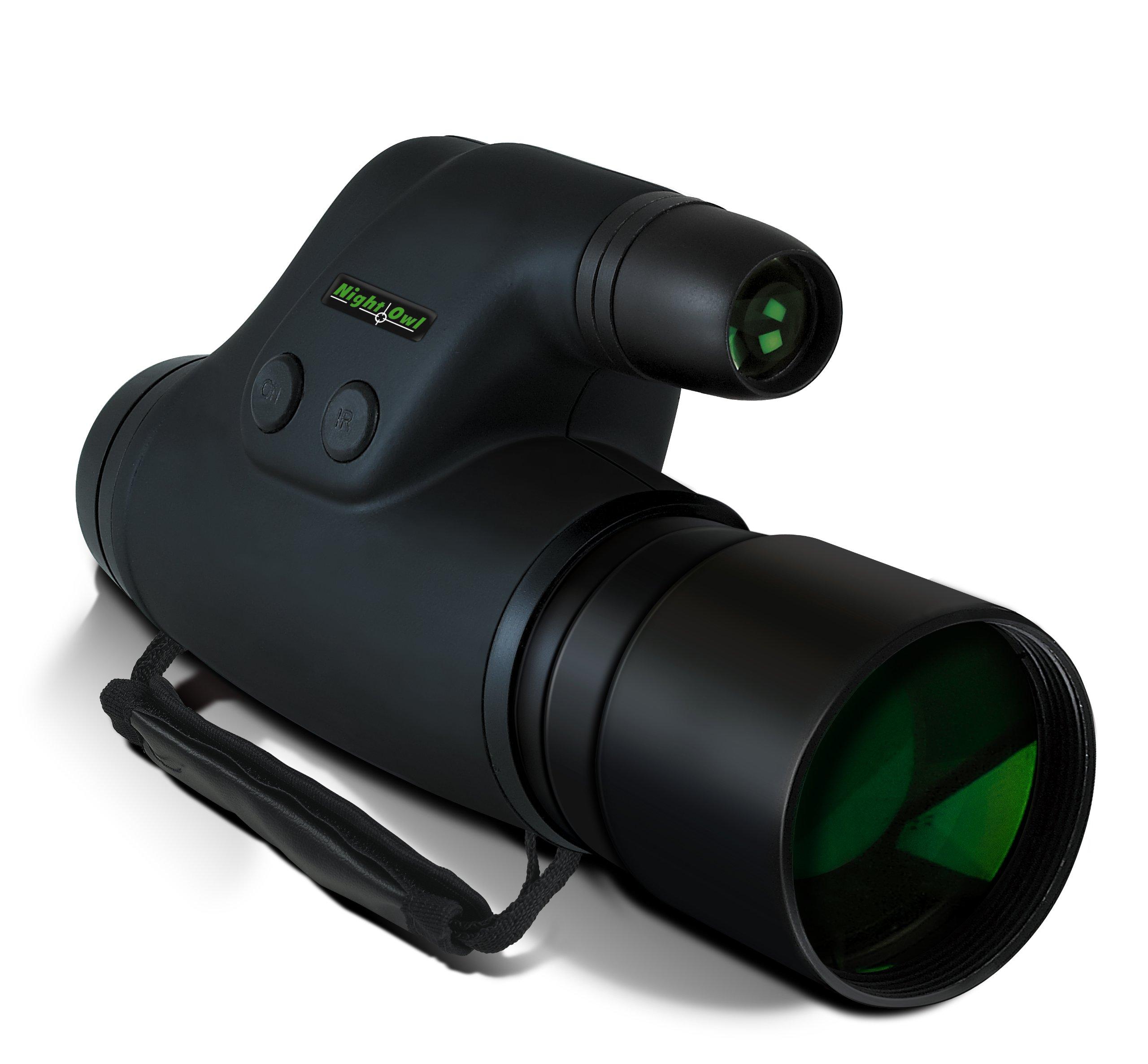 Night Owl Optics 5-Power NOXM50 Night Vision Monocular by Night Owl