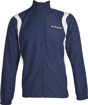 Brooks Podium - Chaqueta de Running para Hombre, Color Azul Marino: Amazon.es: Deportes y aire libre