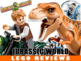LEGO Jurassic World Set Reviews [OV]