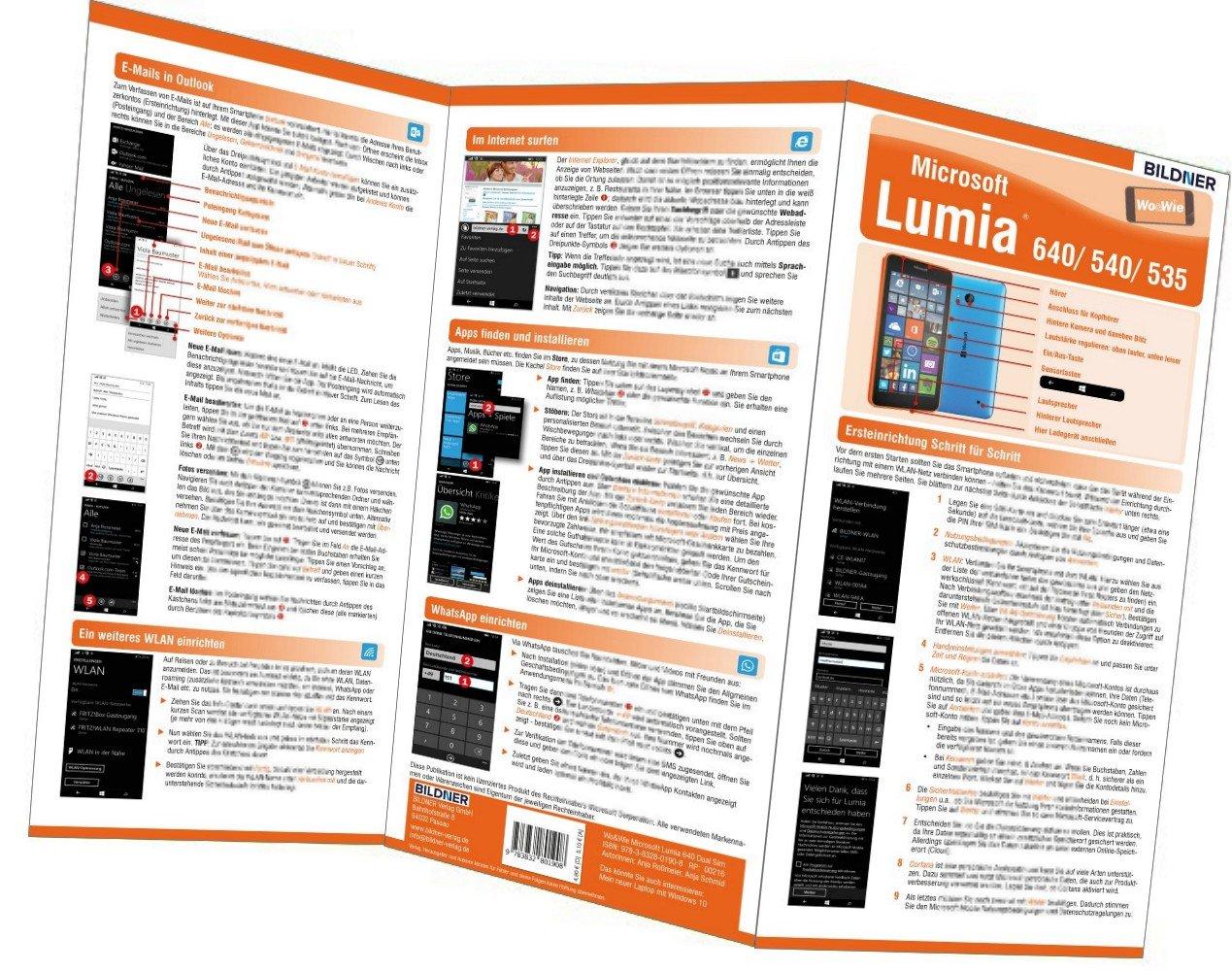 Microsoft Lumia 640 Bedienungsanleitung Download
