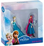 Pair Packed Disney's Frozen Elsa and Anna Birthday Party Cake Toppers