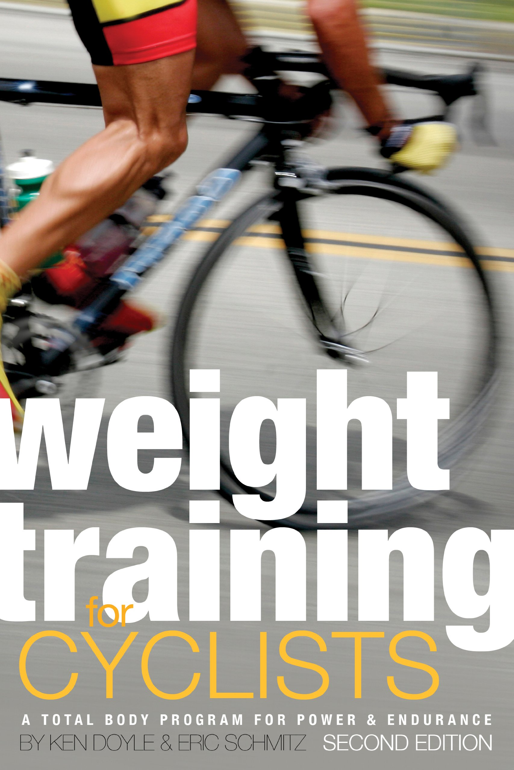 Weight Training for Cyclists: A Total Body Program for Power