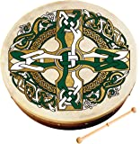 Waltons WM1953 8-Inch Celtic Cross Bodhran