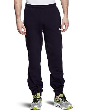 7e3b53f0fd98 Puma Foundation Sweat Pantalon de sport New Navy XL Bleu - bleu marine