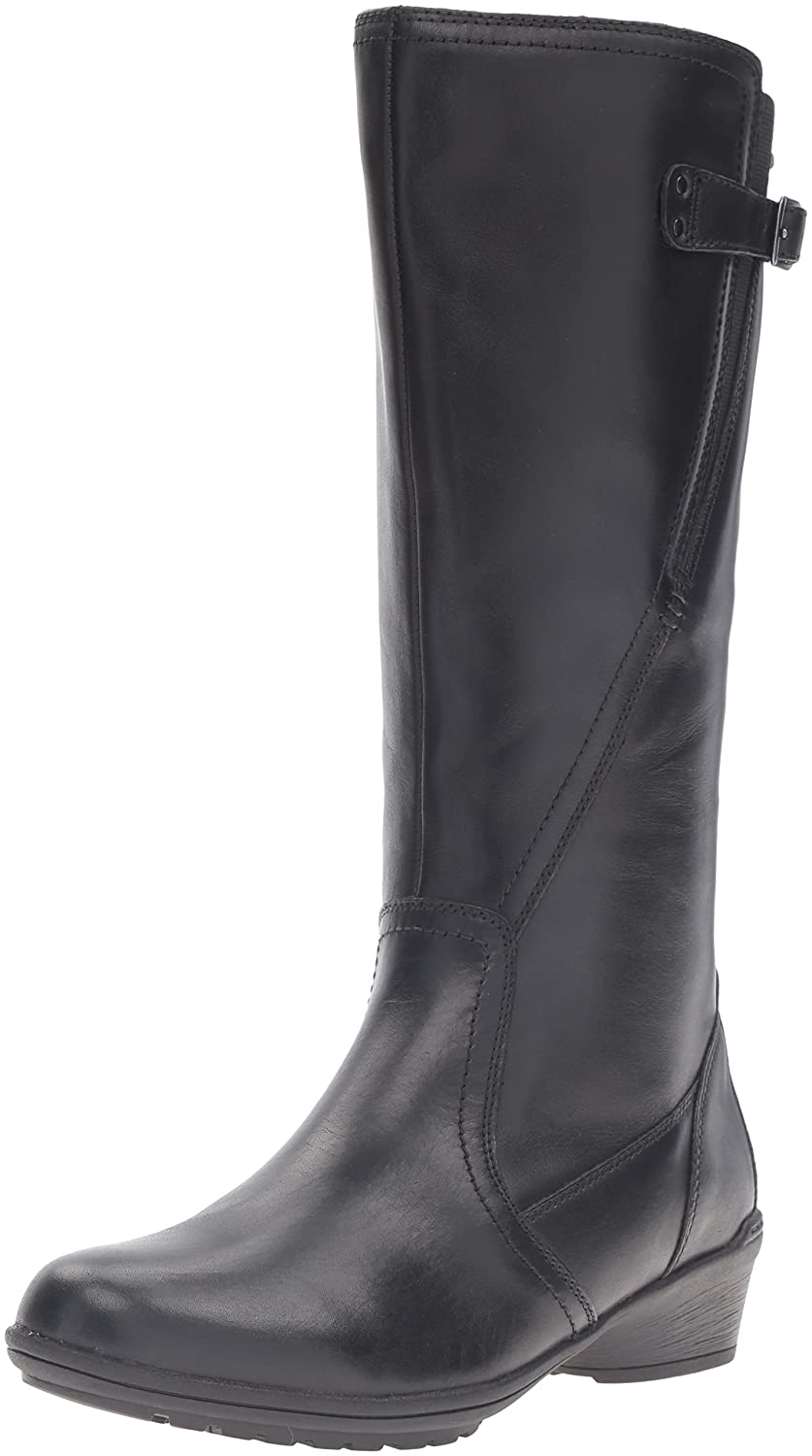 Rockport Women's Cobb Hill Rayna Waterproof Boot B01AKA6G02 9 W US|Black
