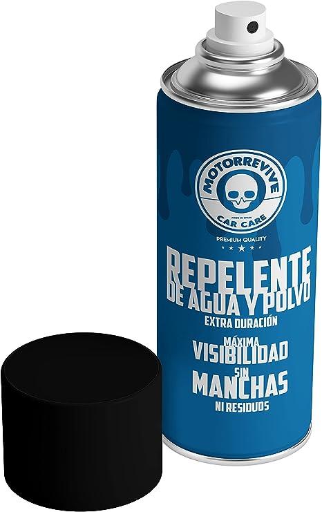 Motorrevive - Repelente de Agua y Polvo para Coche, Antilluvia - 400 ml: Amazon.es: Coche y moto