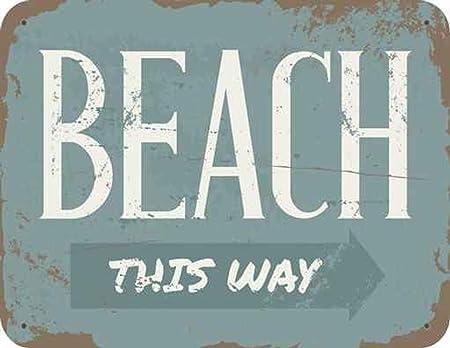 Creativ Deluxe Beach - Nota - Rótulo/metal (/Cartel de ...