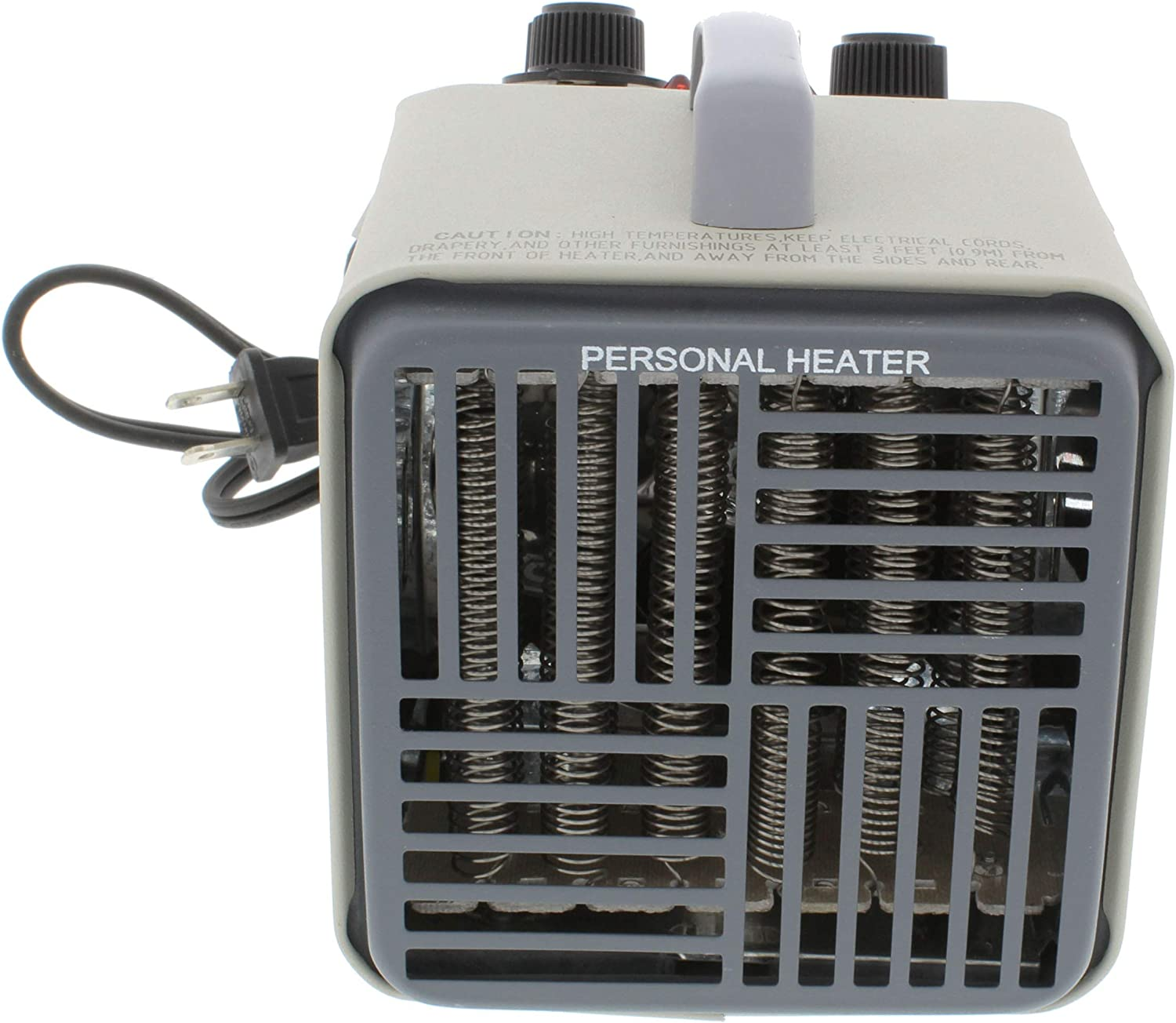 Comfort Zone CZ707 Utility Heater- Heater For Large Tents