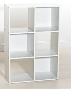 Marvelous ClosetMaid 8694 6 Cube Organizer, White