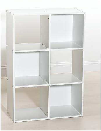 Closetmaid 8694 6 Cube Organizer White