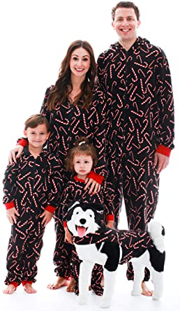 followme Christmas Adult Onesie Matching Kids  Bodysuits Family Dog 580a41d75