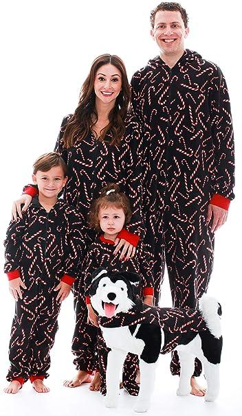Family Christmas Pajamas Including Dog.Followme Christmas Adult Onesie Matching Kids Bodysuits Family Dog
