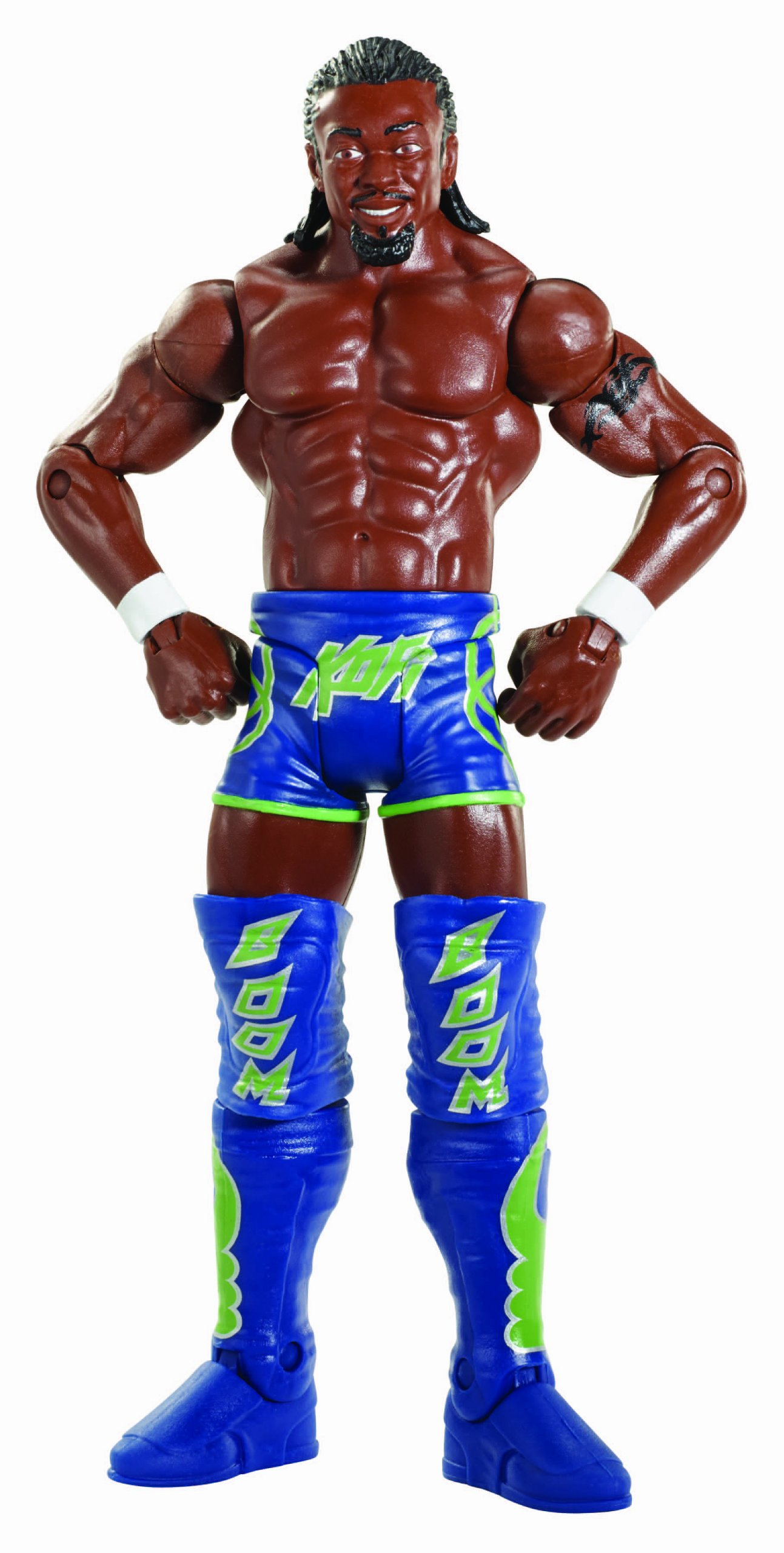 WWE Series #35 Kofi Kingston Figure by WWE