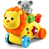 VTech Gearzooz Gearbuddies Lion & Mouse, Yellow