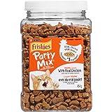 Friskies Party Mix Cat Treats, Original Crunch - 454 g