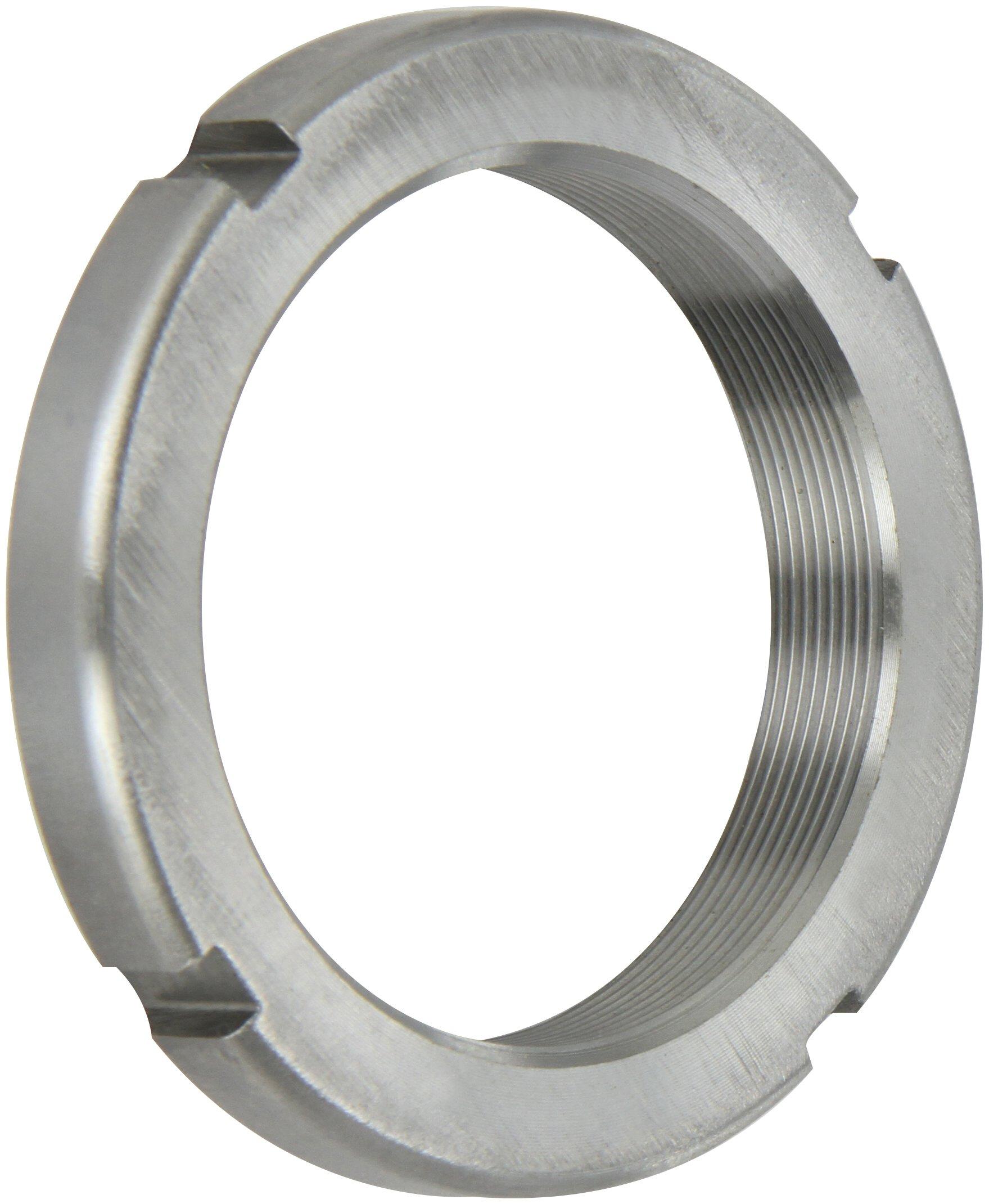 SKF N 13 Locknut, Right Hand, Steel, M65 Thread, 18 Threads per Inch by SKF